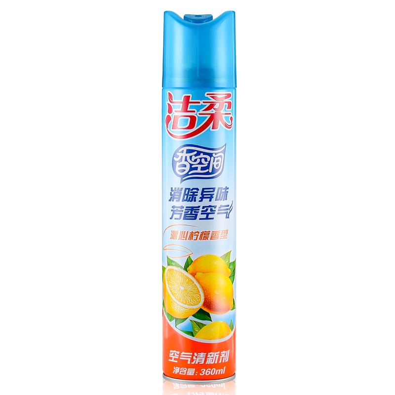 (柠檬香型)空气清新剂360ml