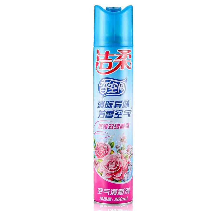 (玫瑰香型)空气清新剂360ml